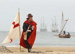 Captain John Claims Jamestown