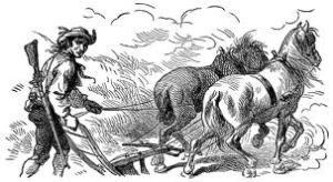 Colonial American Farmer