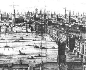 Indenture River Thames